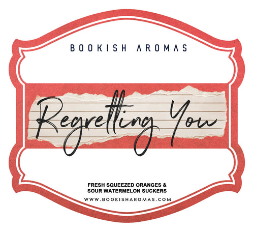 Regretting You: PREORDER