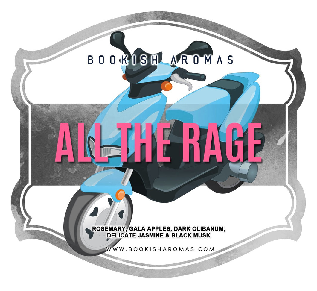 All The Rage: PREORDER