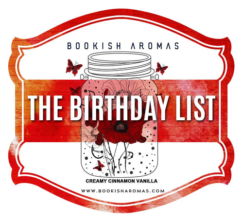 The Birthday List: PREORDER
