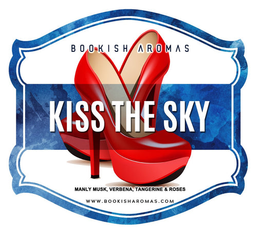 Kiss The Sky: PREORDER