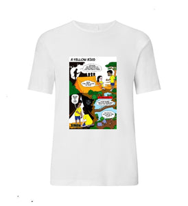'A Yellow Bird' Comic T-shirt