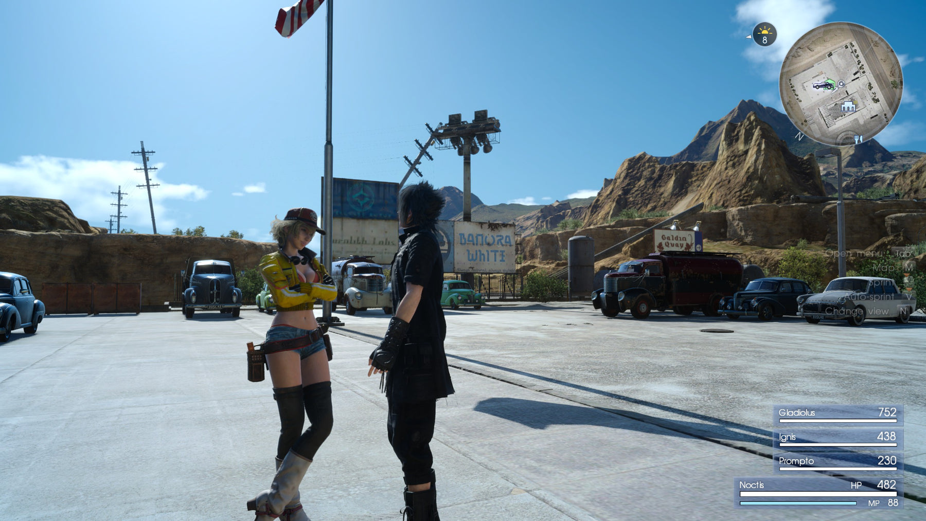 #Finalfantasy XV - Click to see all