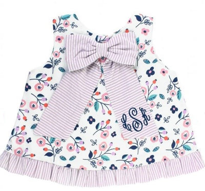 Berry Sweet Swing Top