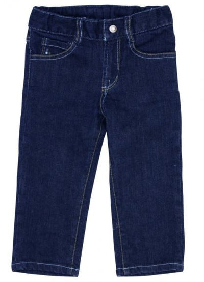 Everyday Dark Blue Slim Jeans