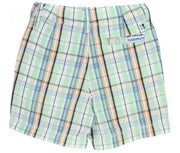 Knox Plaid Shorts
