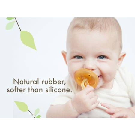 Natursutten - Rounded Orthodontic Pacifier