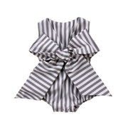 West Palm Beach Bow Romper
