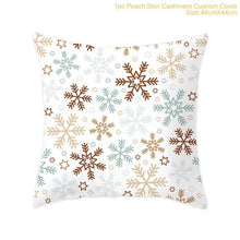 Load image into Gallery viewer, Christmas Pillow Cover - The Gyftr: Get access to handpicked gifts from global makers, artists and creatives with a story to share. Free Worldwide shipping!
