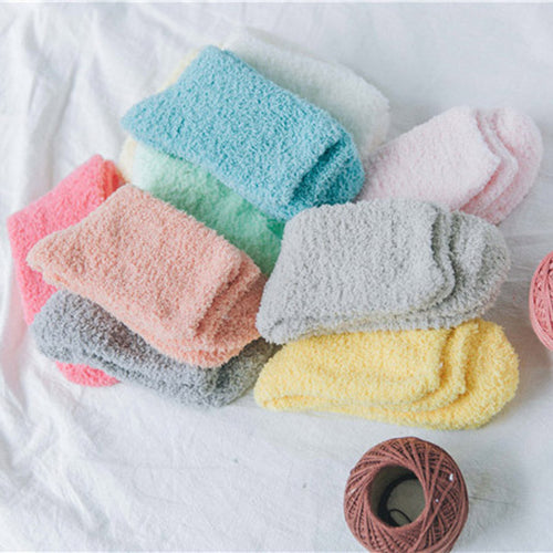 Cozy Cashmere Winter Socks - The Gyftr: Get access to handpicked gifts from global makers, artists and creatives with a story to share. Free Worldwide shipping!