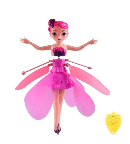 Fairy Magical Flying Princess Doll - The Gyftr: Get access to handpicked gifts from global makers, artists and creatives with a story to share. Free Worldwide shipping!
