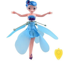 Load image into Gallery viewer, Fairy Magical Flying Princess Doll - The Gyftr: Get access to handpicked gifts from global makers, artists and creatives with a story to share. Free Worldwide shipping!