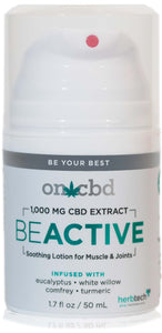 On CBD: Be Active