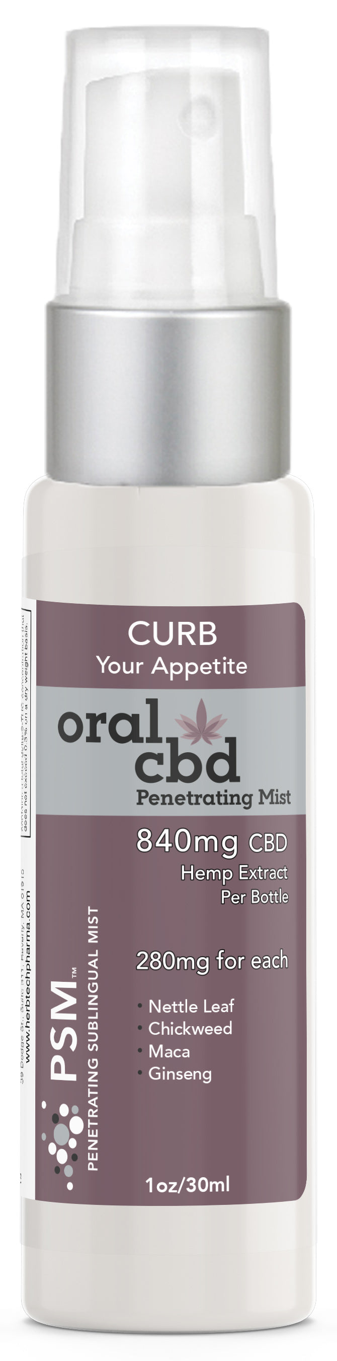 Oral CBD: Curb Your Appetite