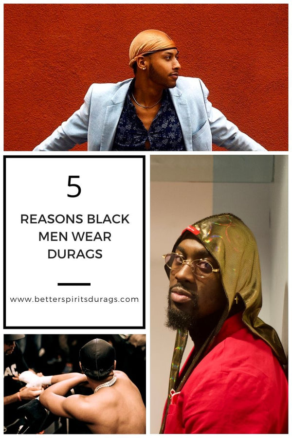 Why Do Black Men Wear Durags?