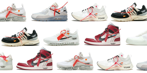 off white collaborations