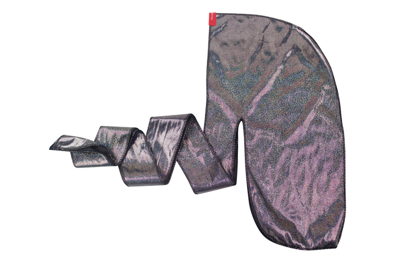Black Galaxy Holographic Durag