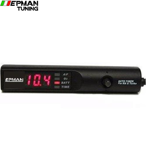 12V Digital Display Programmable Auto Vehicle Car Turbo Timer Device Black Pen Control Unit EP-YSQ022 - epman-tuning