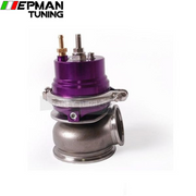 ( Black,Purple) Turbo V-band 60mm External Waste Gate Bypass Exhaust Manifold + Spring EP-B007 - epman-tuning