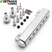 "1/8"" NPT 6 Port Vacuum Manifold Kit fit Turbo Boost Intake Manifold For BMW EP-01SYG - epman-tuning"