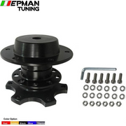 Quick Release Snap Off Hub Adapter fits Car Sport Steering Wheel For BMW e39 android EP-CA0011BL