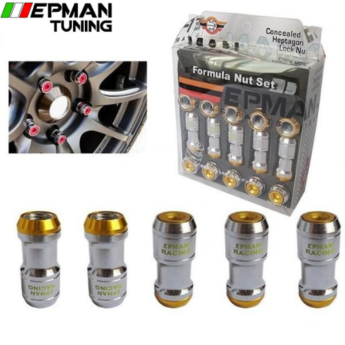 20x Ecrous Formula Forge 12x1.5 45mm - epman-tuning
