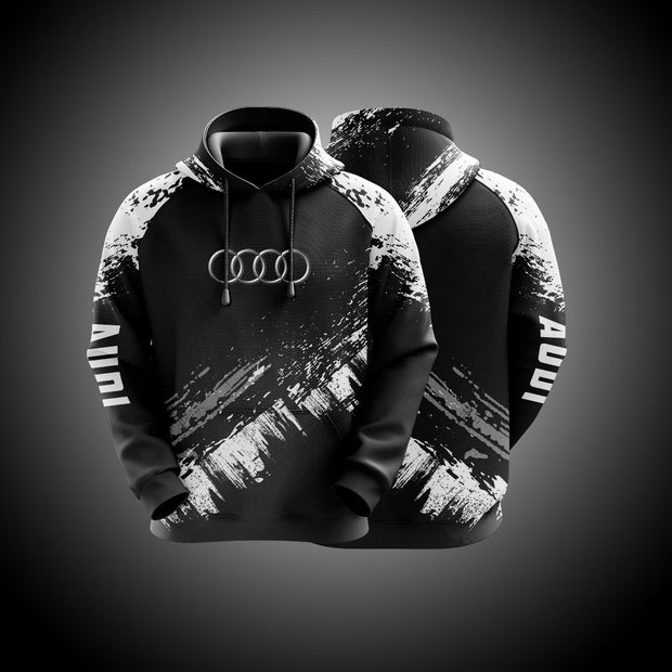 Top High Quality Custom Audi White