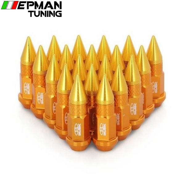 20x Ecrous + Extensions Pointu 12X1.5 (80mm) - epman-tuning