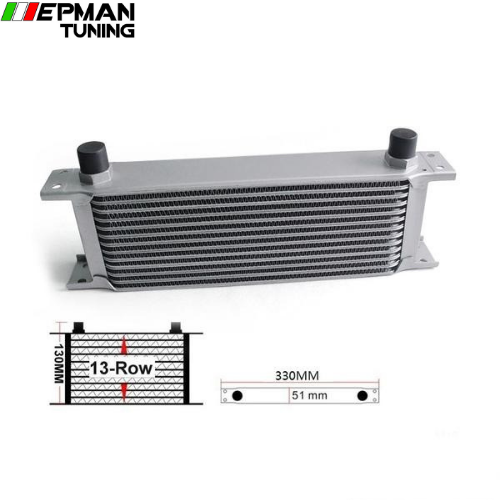 13-Row Engine Oil Cooler / AN10 Have in stock! TK-OC000013-AN10 - epman-tuning