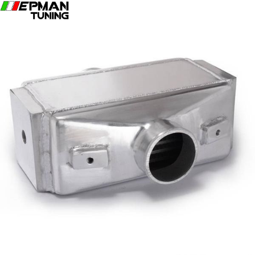 "12""x11""X4.5"" Air to Water Intercooler A/W IC 3"" in/out Liquid Aluminum I/O 3.0"" EP-SL5045C - epman-tuning"