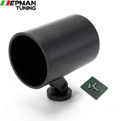 1 GAUGE TRIPLE GAUGE PANEL 52MM HOLDER COVER black,have in stock 1pcs-52mm black-B For BMW E60 E61 5 SERIES EP-CV52B-BK - epman-tuning