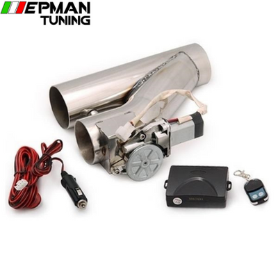 "2.75"" Exhaust Downpipe Testpipe Catback E Electric Cutout kit Switch Control+Remote For BMW MINI COOPER S JCW EP-CUTNEW275 - epman-tuning"