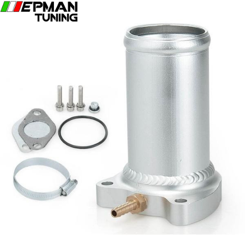 Aluminum EGR Exhaust Removal Kit Blanking Bypass For MK4 98-04 VW Beetle Golf Jetta EP-DZJG02GOL