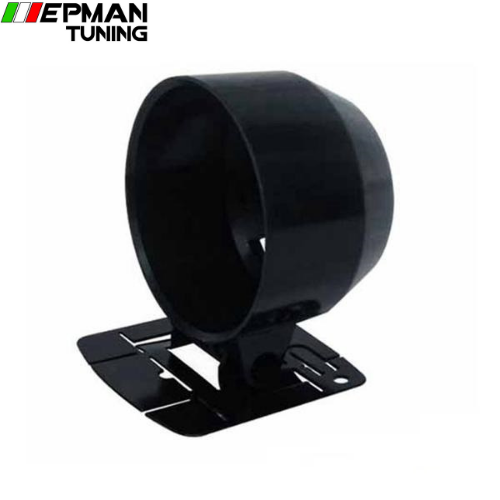 1 GAUGE 60MM HOLDER COVER (black) 1pcs-60mm black For BMW E30 M20 325 325i 6cy 1988-1993 EP-CV60-BK - epman-tuning