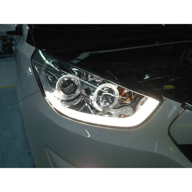 KL DRL-Look HY ix35 10- Chrome
