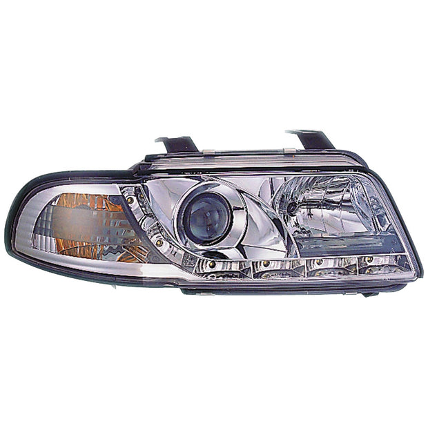 KL DRL-Look AU A4 95-98 Chrome