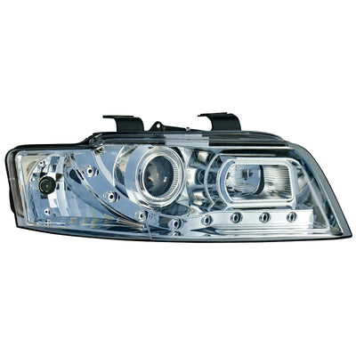 DRL-Look AU A4 01-04 Chrome