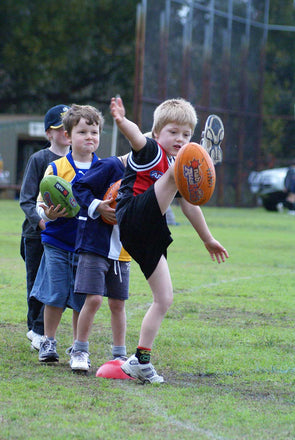 Auskick 2018 (Year 2 group), moving into Junior Football 2019 (Year 3)