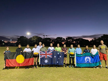Reconciliation Week 3 Flags