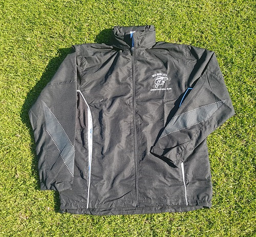 Adult wet weather jacket - Wembley Junior Football Club