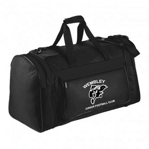 Sports Duffel Bag - Wembley Junior Football Club