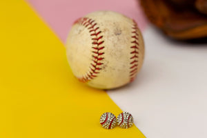 Baseball Earrings for Women Mom Fan - Daisy Lane Company