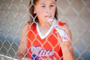 Baseball Themed Freeze Pop Holder - Daisy Lane Company