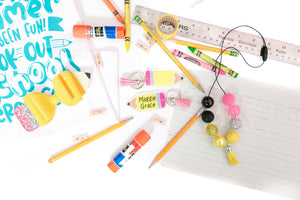 DIY Teacher Gift Idea Acrylic Pencil Blank for Vinyl - Daisy Lane Company