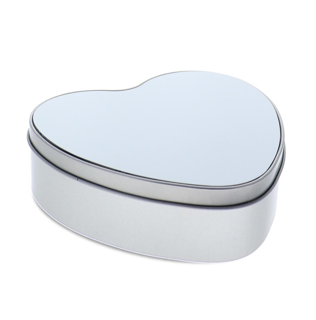 Heart Shaped Box for Sublimation Gift Tin - Daisy Lane Company