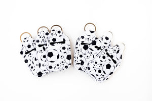 Soccer Team Gifts Hand Sanitizer Holder for Backpack Kids Keychain - Daisy Lane Company