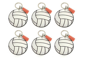 Volleyball Gifts Acrylic Keychain Blank for Vinyl - Daisy Lane Company