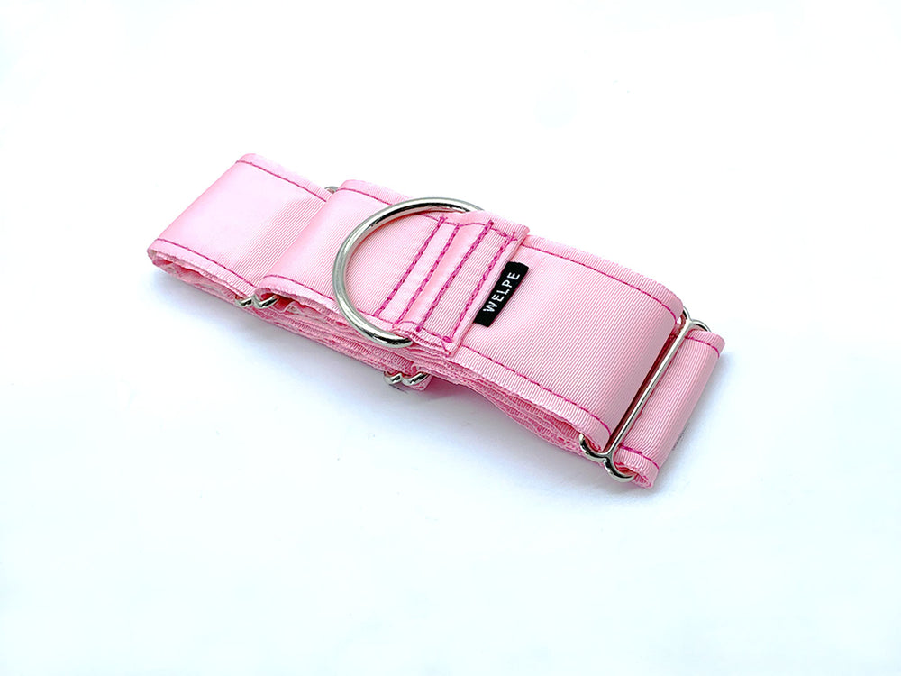 COLLAR MARTINGALE PINK
