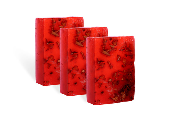 Nuskay Handcrafted Rose Petal Soap
