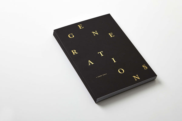 Generations Printed Publication