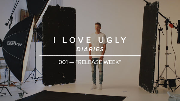 "ILU Diaries: 001 - ""Release Week"""